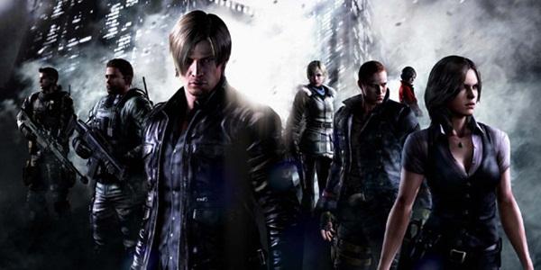 Resident Evil 6 Charaktere