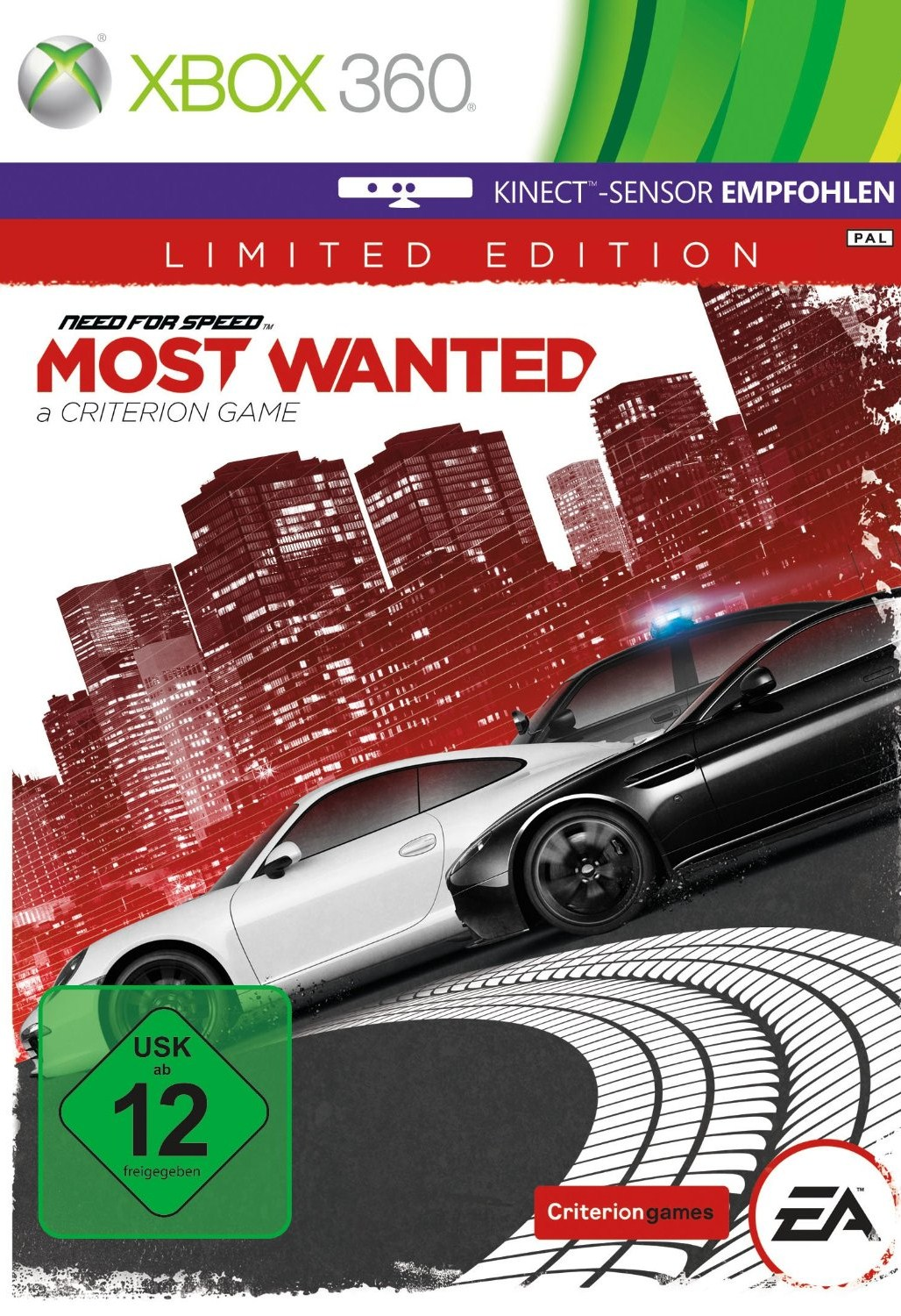 Review Need For Speed Most Wanted Gamezgeneration