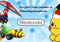 Weihnachtennintendo