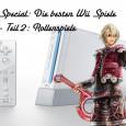 Wii-Spiele Rollenspiele