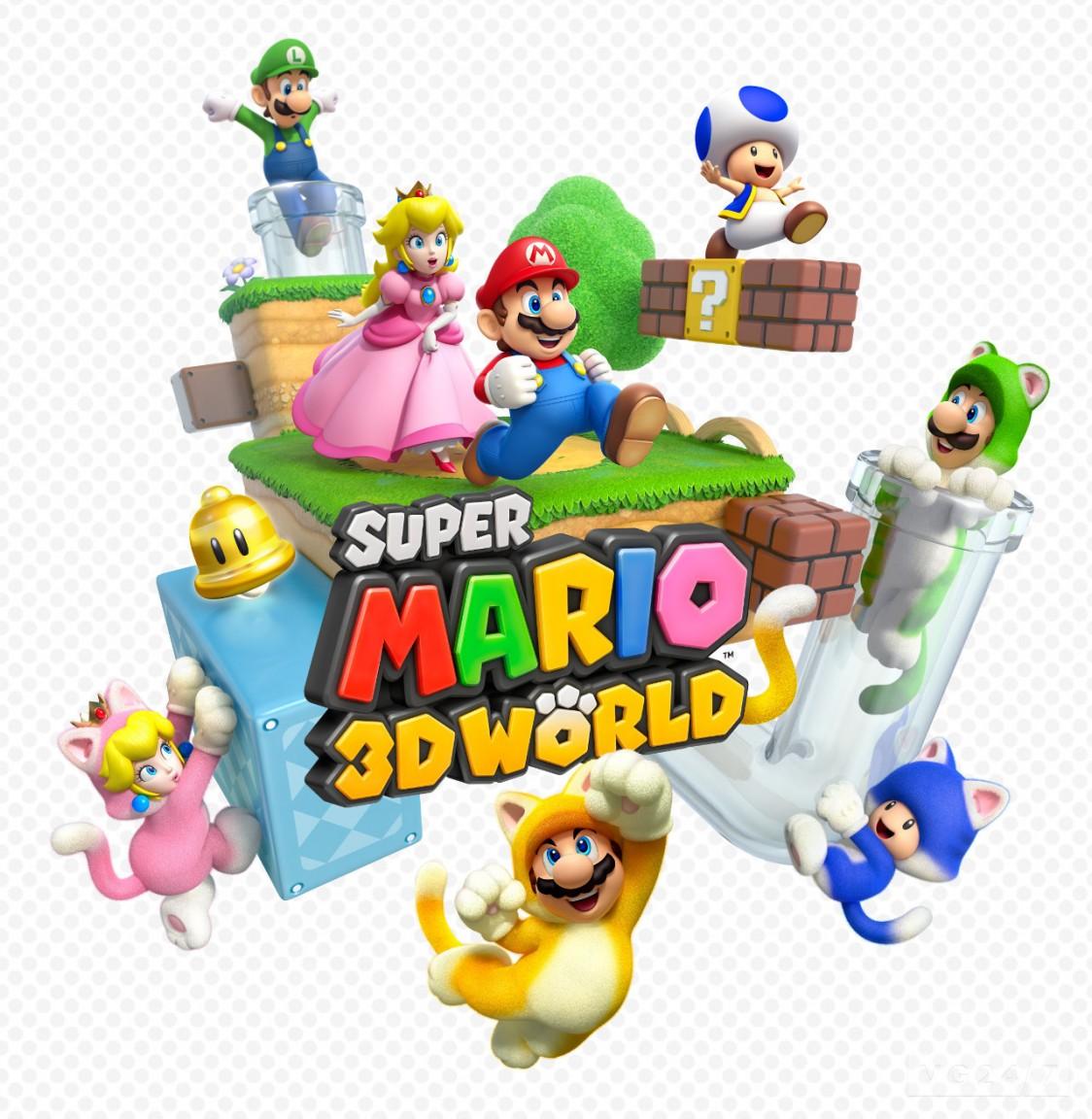 Einzigartig Super Mario 3d World Ausmalbilder