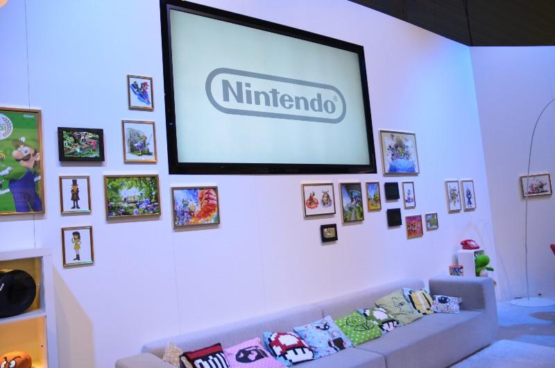 Nintendo Home gamescom 2