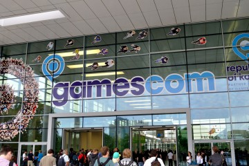 gamescom Slider