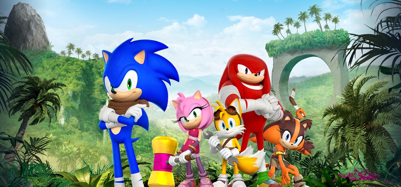 Sonic Boom Shattered Crystal Artikelbild