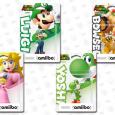 Die Super Mario-amiibos können in Mario Party 10 verwendet werden.