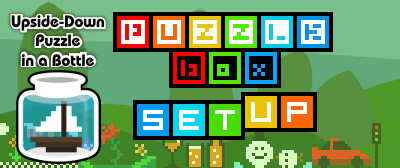 Puzzlebox Setup - Artwork