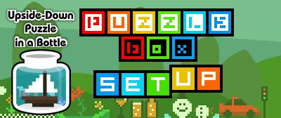 Puzzlebox Setup - Artwork