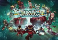 Awesomenauts-Assemble Titel
