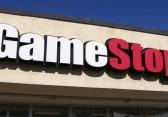 GameStop Logo Shop