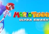 Mario Tennis Ultra Smash - Artikelbild Neu
