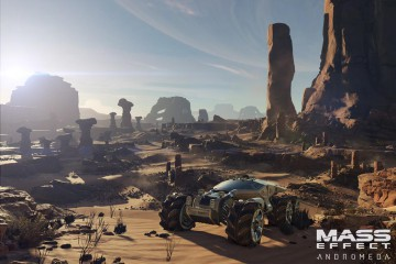 """Bioware trauen wir mit Mass Effect: Andromeda zu - vorausgesetzt es kommt kein """"And then EA happened""""."""