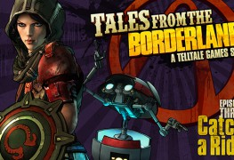 Tales of the Borderlands 3 Cover