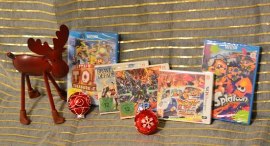 Nintendo Weihnachten 2015