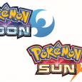 Pokémon Sonne & Mond - Logos