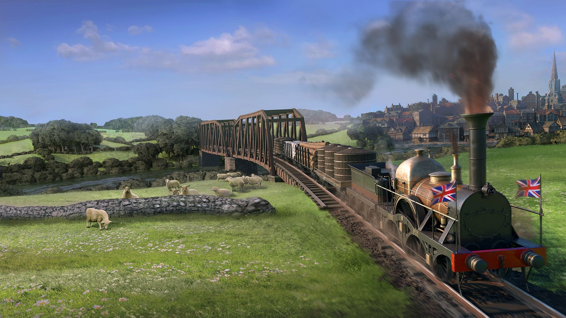 Railway Empire – Great Britain & Ireland DLC